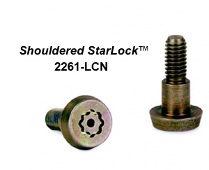 Shouldered starlock
